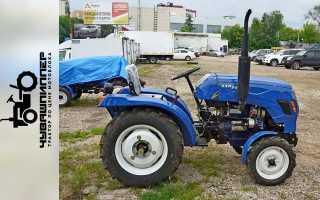Отзывы о тракторе русич