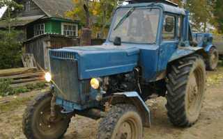 Трактор мтз 80 мощность двигателя
