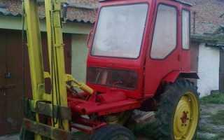 Т16 трактор модификации
