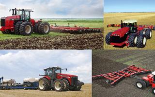 Трактор versatile 2375 технические характеристики