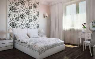 Дизайн маленькой спальни 11 кв м фото