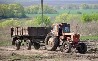 Категория а3 в тракторных