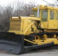 Трактор гусеничный т 130
