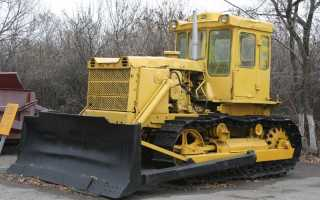 Бульдозер на базе трактора т 130