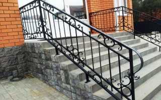 Как сделать ограждение для лестницы