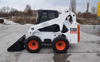 Bobcat t300 технические характеристики