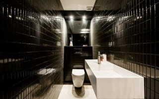 Туалет в квартире дизайн фото панели
