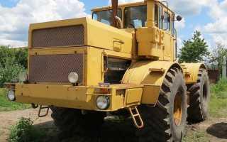 Получение прав на трактор