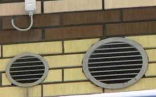 Как правильно установить вентиляцию в частном доме