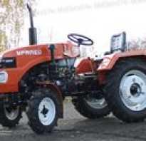 Трактор уралец отзывы владельцев