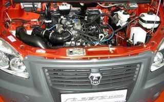 Расход бензина газель бизнес двигатель умз 4216