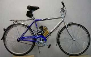 Триммер на велосипед своими руками