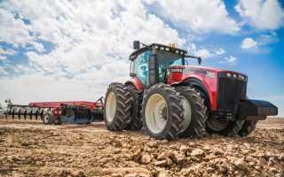 Трактор версатайл 340