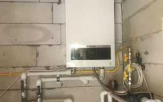 Что залить в систему отопления гаража