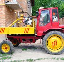 Трактор т 16мг