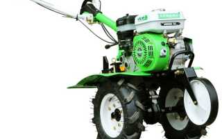 Мотоблок aurora gardener 750