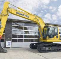Komatsu pc220 8 технические характеристики