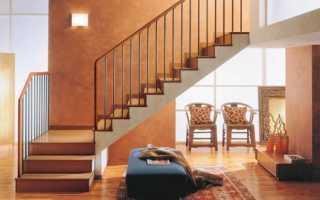 Как сделать межэтажную деревянную лестницу