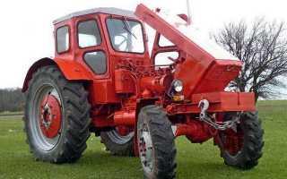 Модернизация трактора т 40