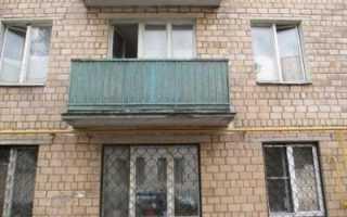 Ремонт на маленьком балконе