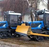 Гусеницы на трактор