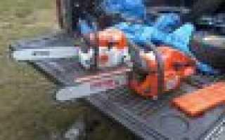 Смешивание бензина с маслом для бензопилы
