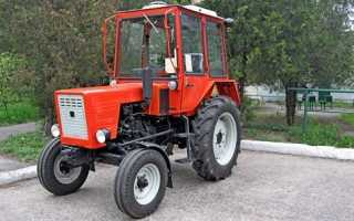 Классификация сельскохозяйственных тракторов