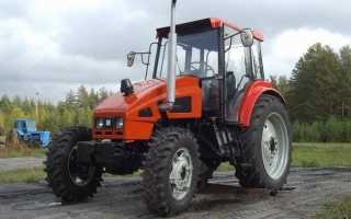 Трактор втз 30