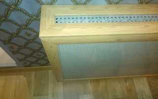 Крышки на радиаторы отопления