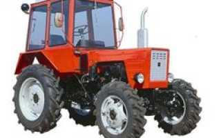Размеры трактора т 25