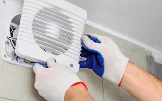 Как сделать вентиляцию в закрытом помещении