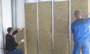 Чем утепляют стены в доме