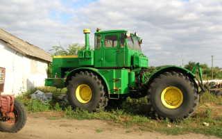 Вес трактора к 701