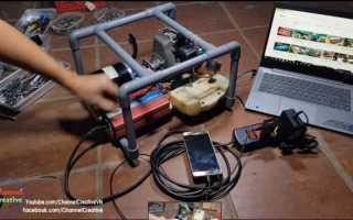 Установка стартера на генератор своими руками