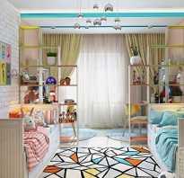 Детская комната для мальчика с диваном