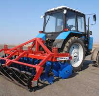 Борона для трактора