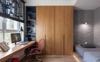 Шкаф в детскую комнату для мальчика фото