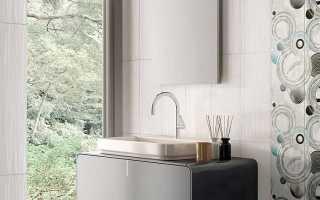 Ванная комната из панелей дизайн фото