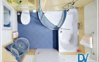 Ванная комната с биде и унитазом фото