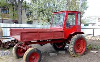 Навесное оборудование для трактора т 16