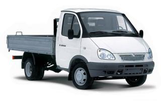 Газ 3302 фургон технические характеристики
