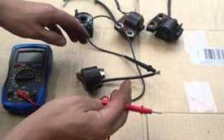 Модуль зажигания бензопилы как проверить