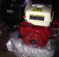 Двигатели для мотоблоков хонда