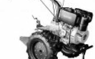 Мотоблоки обзор моделей