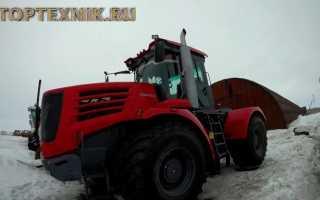 Трактор к 744 р4