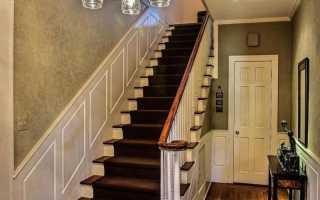 Как рассчитать место под лестницу