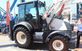 Terex 970 elite технические характеристики