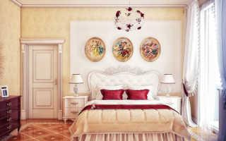 Интерьерные картины в спальню