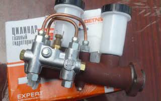 Замена тормозного цилиндра уаз буханка