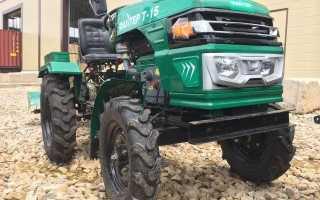 Трактор файтер т 15 отзывы